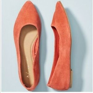 Anthropologie Jessica Flats New NWT Shoes Size 9